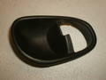 2000-2002 Jaguar S Type Interior Door Panel Handle Trim Black
