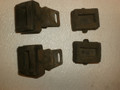 1999-2002 Lincoln Navigator A/C Air Conditioning Condenser Mounting Brackets & Rubber Insulators