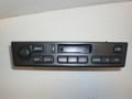 2002-2006 Jaguar X Type Dash Tape Deck Radio CD Player Controls Unit Cassette 1X43-18K876-BB