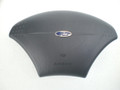 2000-2004 Ford *NEW* Focus Black Drivers Steering Wheel Air Bag Trim Cover Module Airbag YS41-A042B85-ABY YS4Z-54043B13-AAB