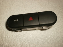 2005-2009 Ford Mustang Hazard Emergency Airbag Off Light Traction Control Switch 6R3T-13D734-BBW