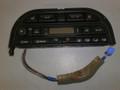 1998-2002 Jaguar XJ8 Vanden Plas CLimate Control Dash Control Buttons & Housing Trim