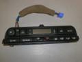 1998-2002 Jaguar XJ8 Vanden Plas Climate Control Panel Heater A/C Dash Trim