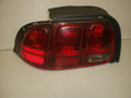 1994-1998 Ford Mustang 1996-1998 Left Rear Tail Light Lens Housing Lamp