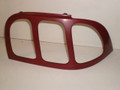 1996-1998 Ford Mustang Right Rear Tail Light Trim Cover Trim Red Lamp Brake