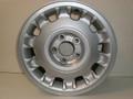 1997-2002 Jaguar XJ8 Vanden Plas Spare Wheel Silver 7X16X33  Aluminum (one)