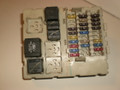 2000-2004 Ford Focus Dash Fuse Box Module Integration Relay