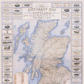 The 1902 Distillery Map of Scotland