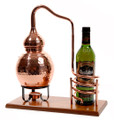 70cl Alembic Still Bottle Support
