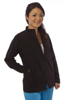 Shown in Black. Model is wearing size Xsmall.