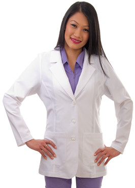 Shown in White. Model is wearing size Xsmall.