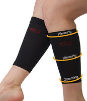 Compression Calf Sleeves (2 Pairs)