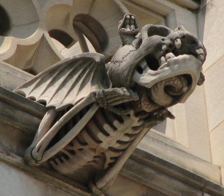 Gargoyles & Grotesques - an IBEXCoins Exclusive series