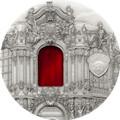 """2014 Tiffany Art X """"Baroque Dresden"""" 2 oz Silver Coin"""
