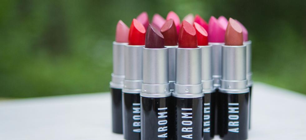 Aromi Lipsticks - Luxurious, Vegan Lipstick