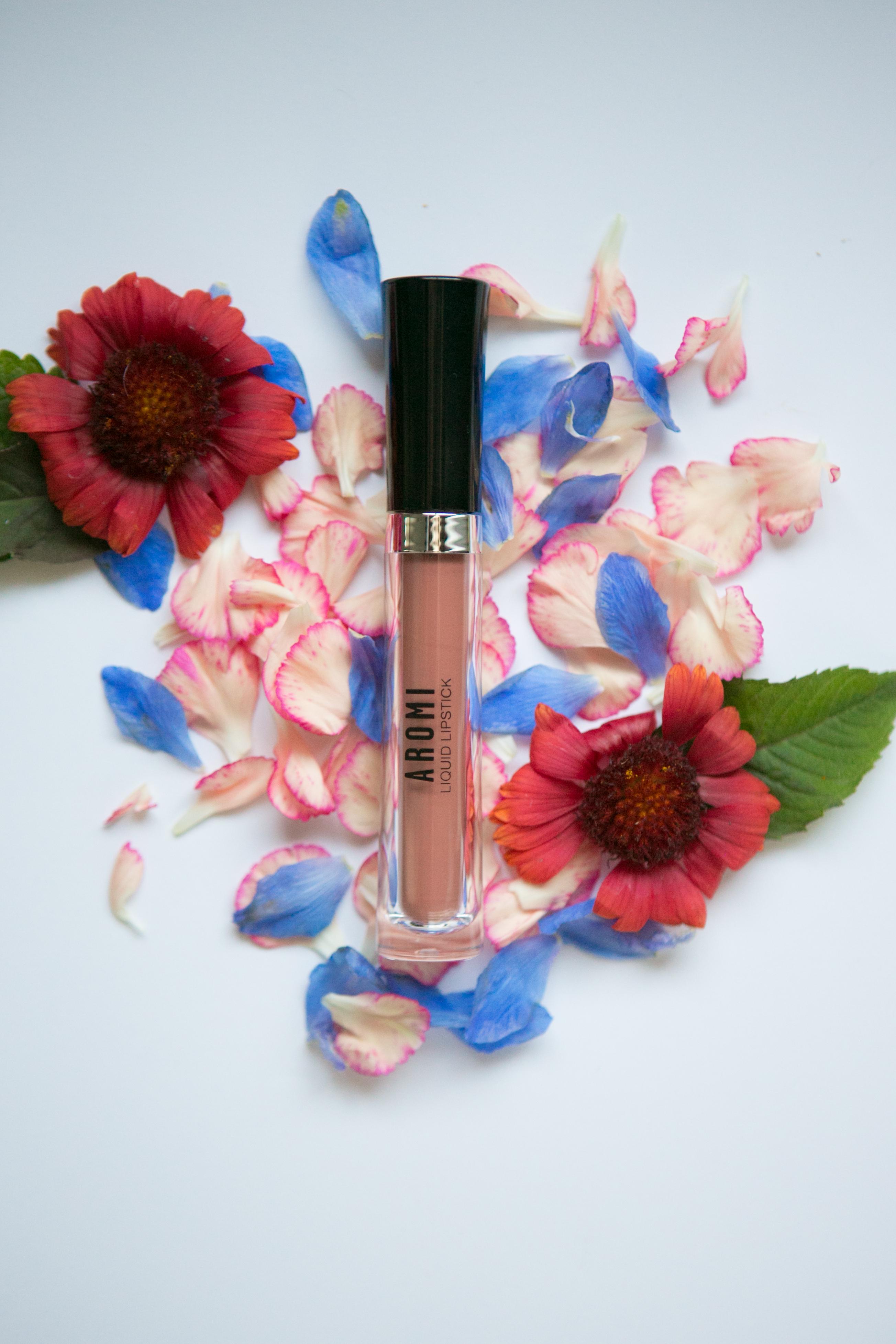 Caramel Nude Matte Lipstick