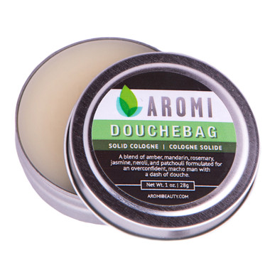 douchebag solid cologne