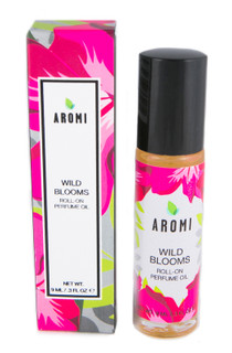 Wild Blooms Roll-on Perfume Oil