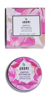 Earthy Botanical Solid Perfume
