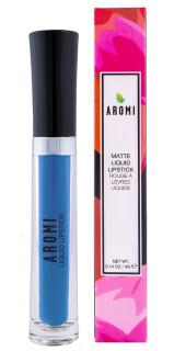 azure blue liquid lipstick