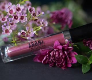 Purple Quartz Metallic Liquid Lipstick