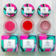 Aromi glossy lip tints vegan and cruelty-free handcrafted