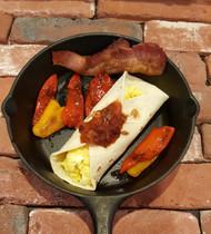 Breakfast Burrito Buffet