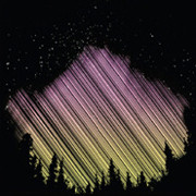 Aurora Borealis T-Shirt