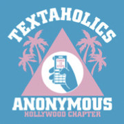 Textaholics Anonymous T-Shirt