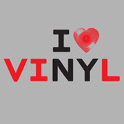 I Heart Vinyl T-Shirt