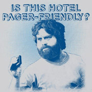 The Hangover Pager Friendly T-Shirt