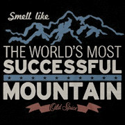 Old Spice Successful Mountain T-Shirt