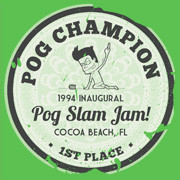 Pog Champion T-Shirt