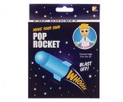 Make Your Own Pop Rocket