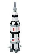 Nanoblock - Saturn V Rocket (NAH-NBH130)