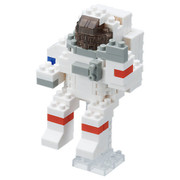 Nanoblock NAN-NBC198 Astronaut