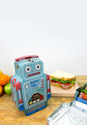 Robot Classic Tin Lunch Box
