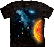 The Mountain - Solar System Child T Shirt