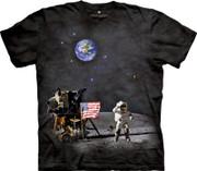The Mountain - Moon Landing T-Shirt