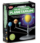 Build Your Own - Solar System Planetarium