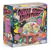 Build Your Own - Outer Space Adventure Dome Terrarium