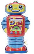Schylling - Cosmo Tin Robot