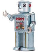 Schylling - Mechanical Robot