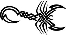 Scorpion Decal 07