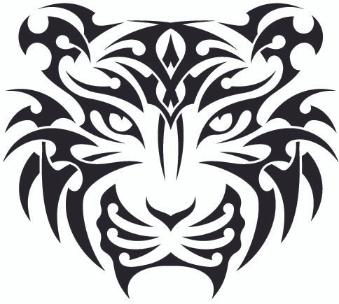 Tiger Decal 03