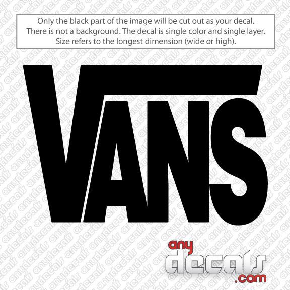 Vans Shoes Logo