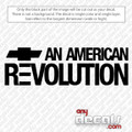 car decals, truck decals, chevy american revolution decals