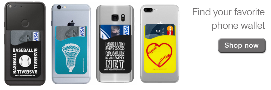 Sports Cell Phone Wallets