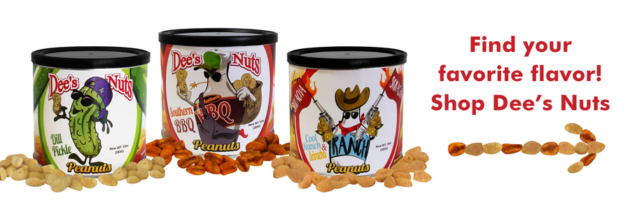 Shop Dee's Nuts for Gourmet Gifts