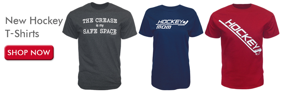 Shop Ice Hockey T-Shirts